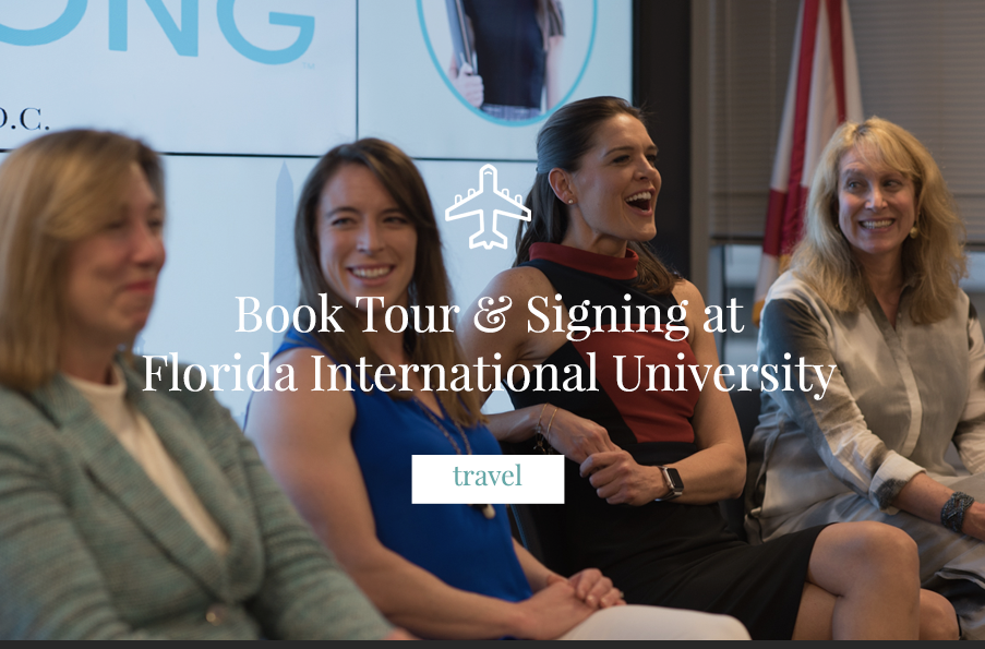 LIVE Video from Laurie's Book Tour & Signing, Washington, D.C. {April 19, 2017}