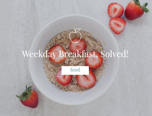 Weekday Breakfast, Solved!