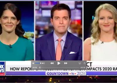 FOX News, Fox News @ Night with Vince Coglianese and Jenna Ellis