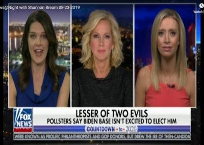 FOX News, Fox News @ Night with Kayleigh McEnany