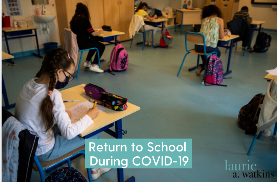 Return to School During COVID-19
