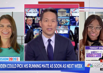 MSNBC, MSNBC Live with Erin Haines